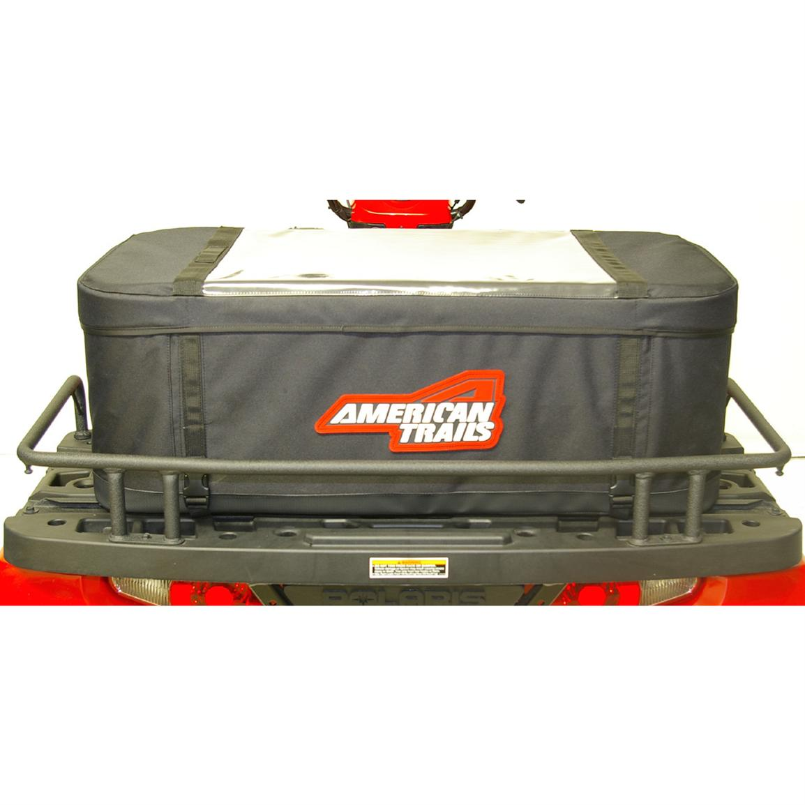 American Trails ATV Large Trunk Case, Black