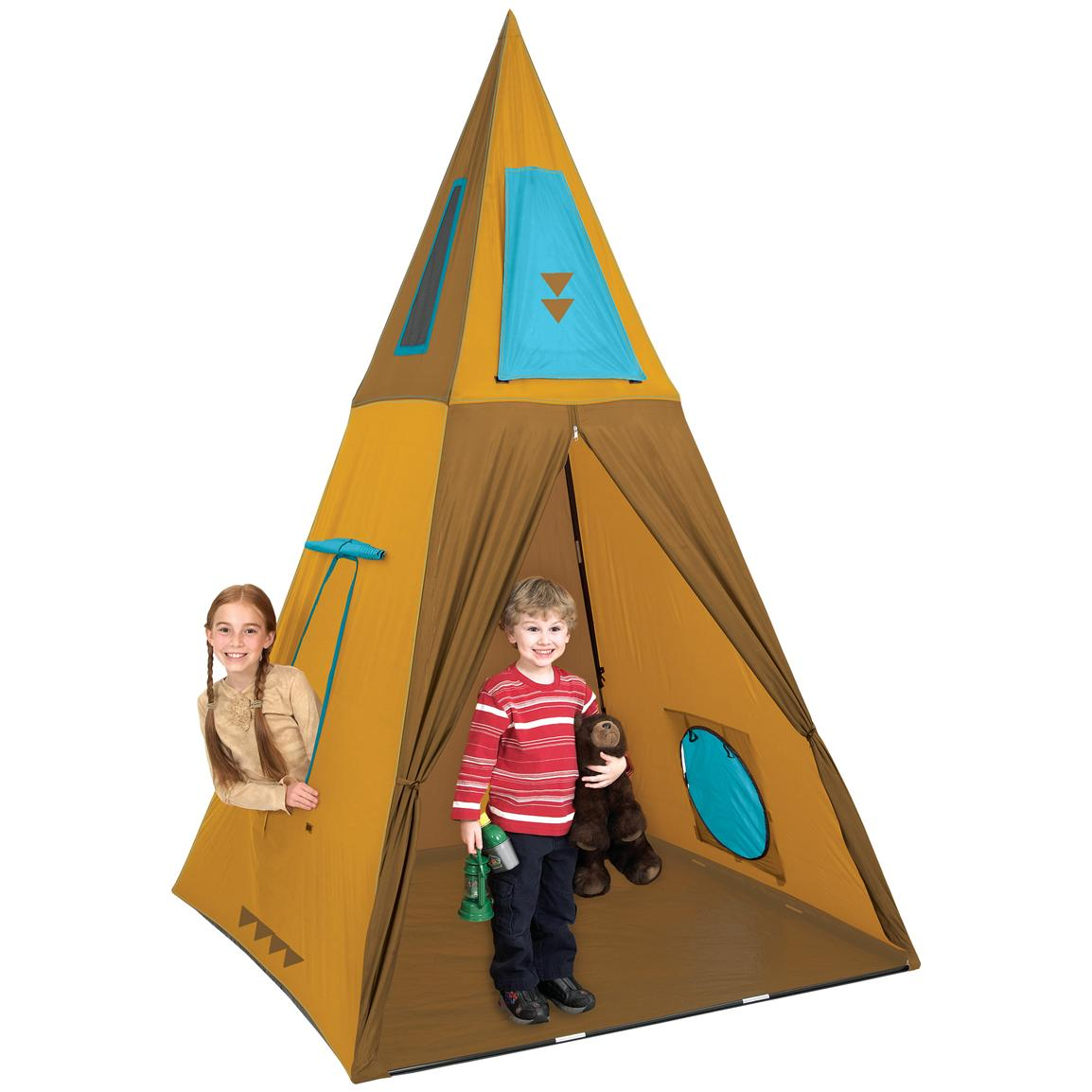 Pacific Play Tents Giant Tee-Pee Playhouse