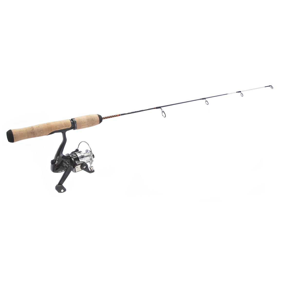 Shakespeare ugly stik pro rod and reel combo 117651 for Best ice fishing reel
