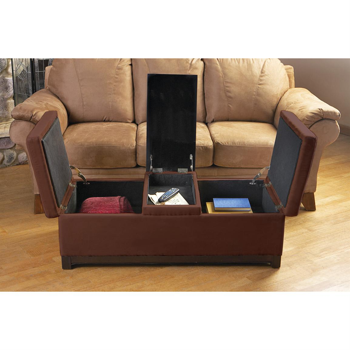 living room ottoman with storage storage coffee table ottoman 117915 living room at 21156