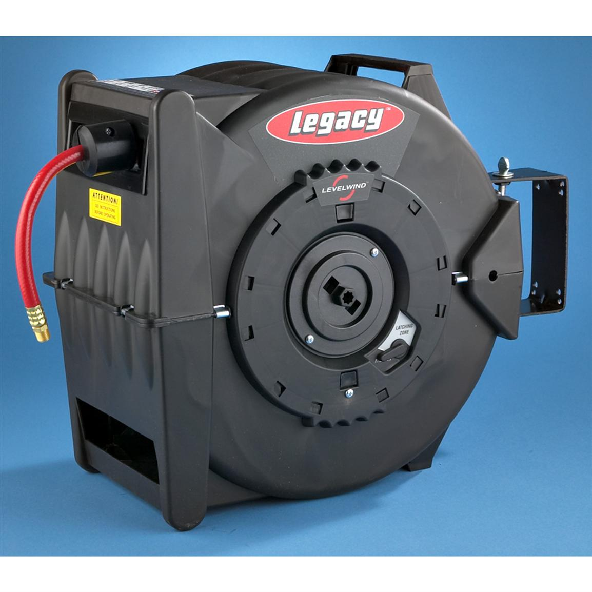 Legacy Levelwind Retractable Hose Reel