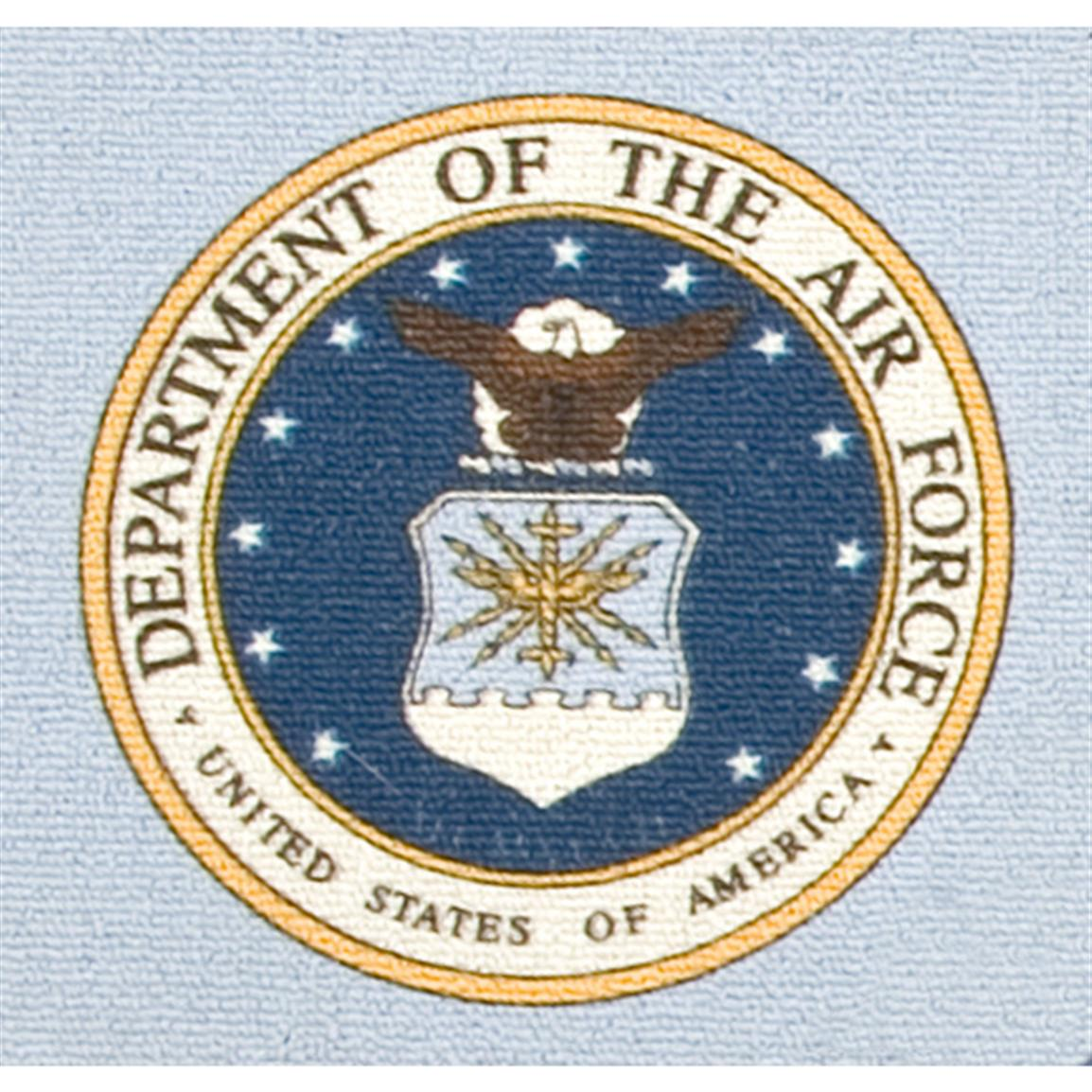 Personalized Military Doormat, Air Force