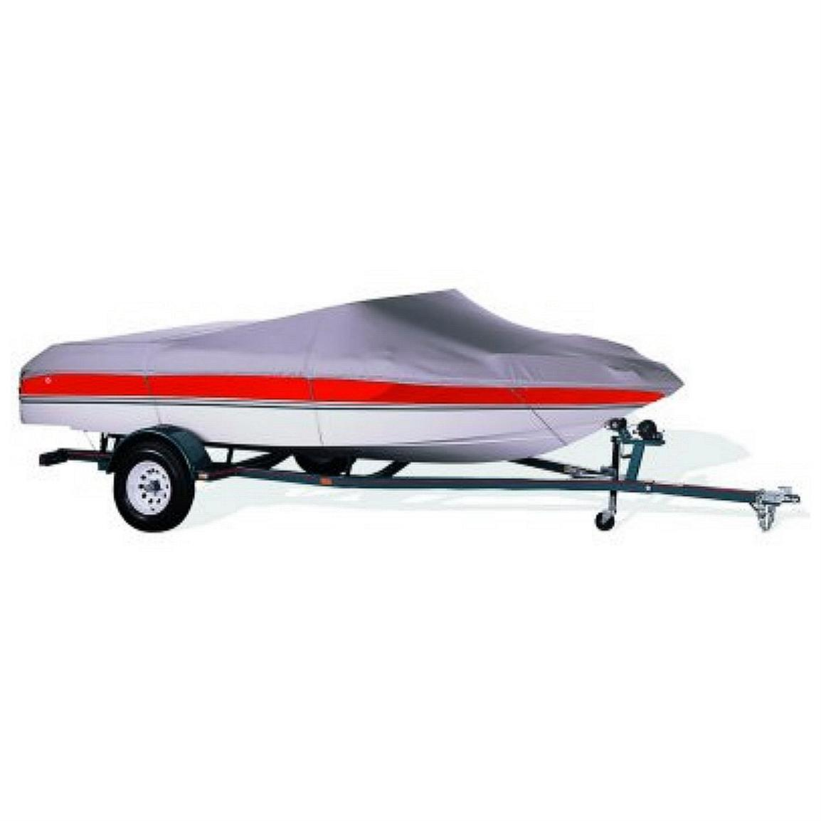 Attwood Weather Ready Mooring and Storage Universal Boat Cover
