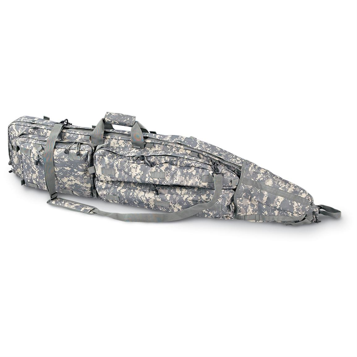 Drag Bag Rifle Case, Army Digital
