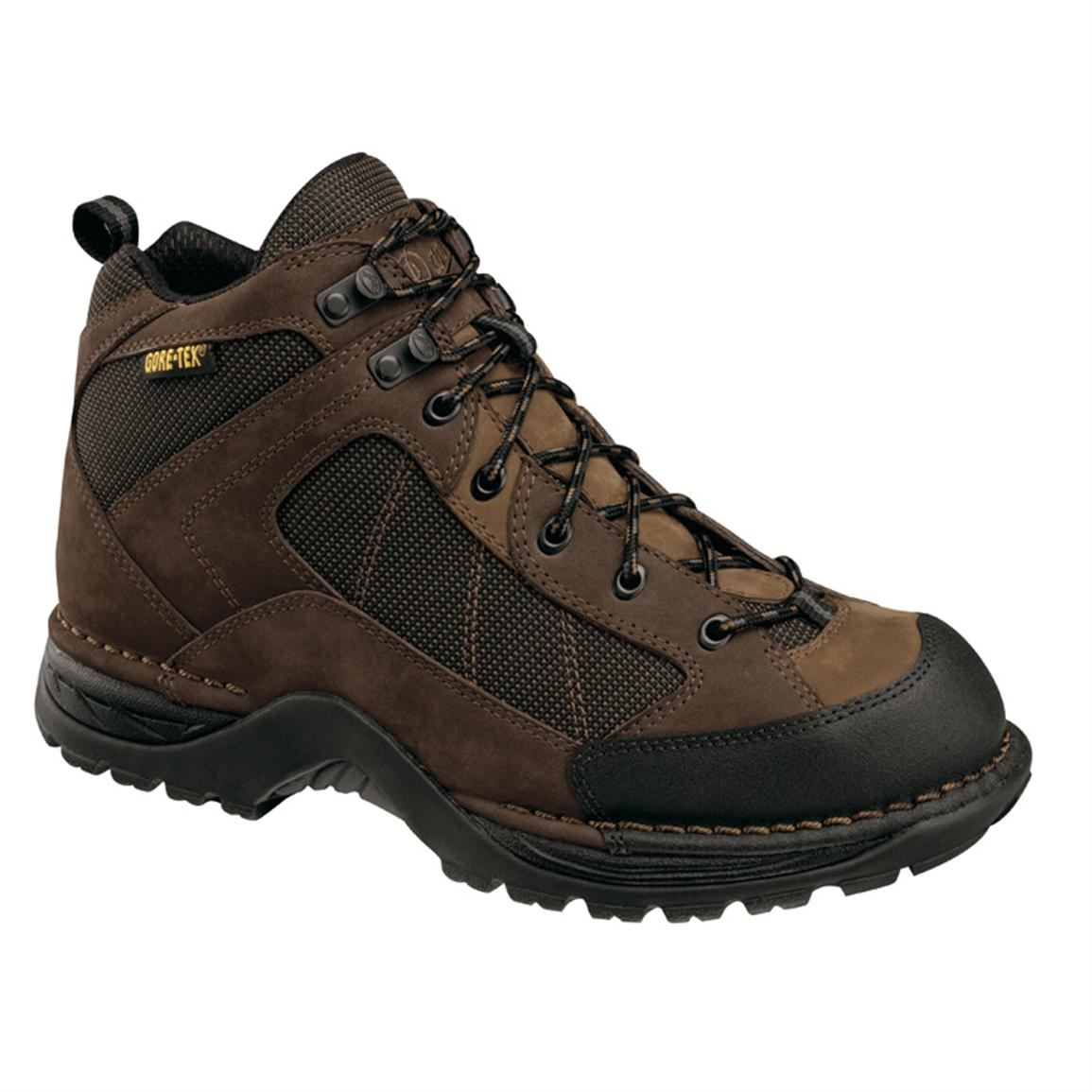 Men's Danner® Radical™ GORE-TEX® Steel Toe Work Lows, Brown