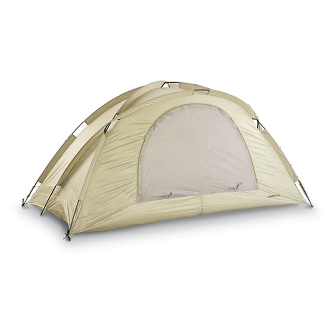 Without Rainfly  sc 1 st  Sportsmanu0027s Guide & USMC Military Spec Catoma® 2 - man 4 - season Combat Tent - 120321 ...