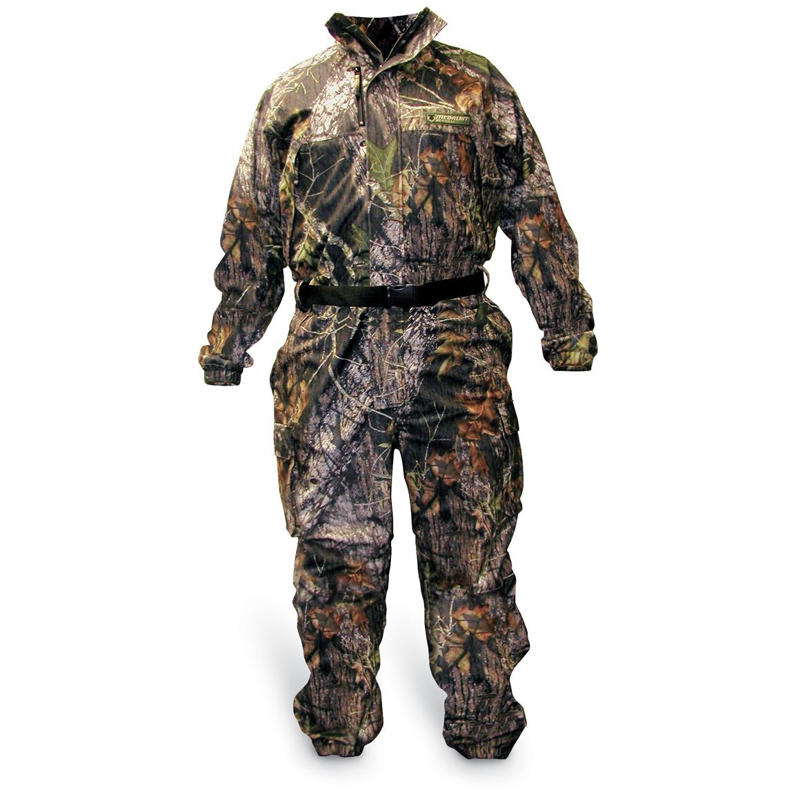 Medalist Silvermax Non-insulated Coveralls, New Mossy Oak Break-Up