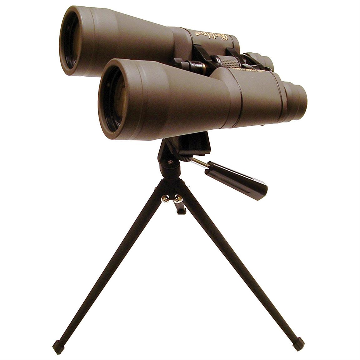 Galileo® 10-30x60 mm Zoom Binoculars with Tripod