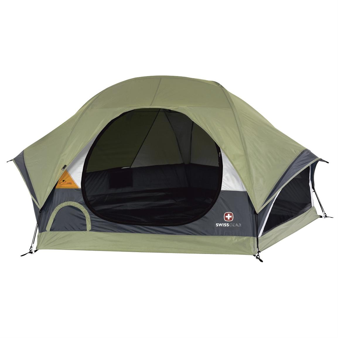 Wenger SwissGear Kandersteg I Sport Dome Tent with Rainfly  sc 1 st  Sportsmanu0027s Guide & Wenger® SwissGear™ Kandersteg I Sport Dome Tent - 123460 ...