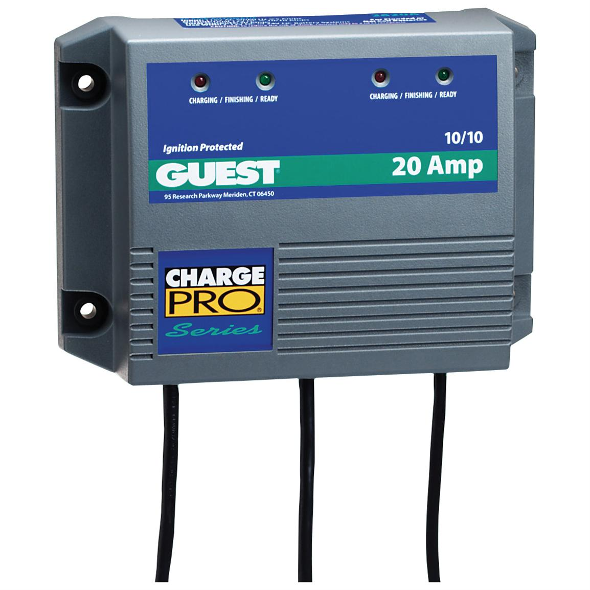 Guests Charger Pro On-Board Charger Model 2620A