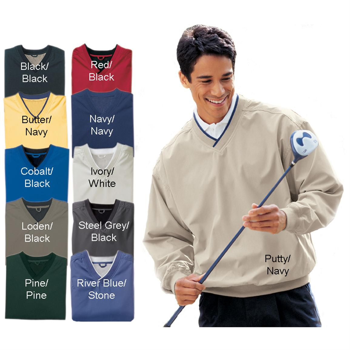 River's End® Fully Lined Microfiber Windshirt
