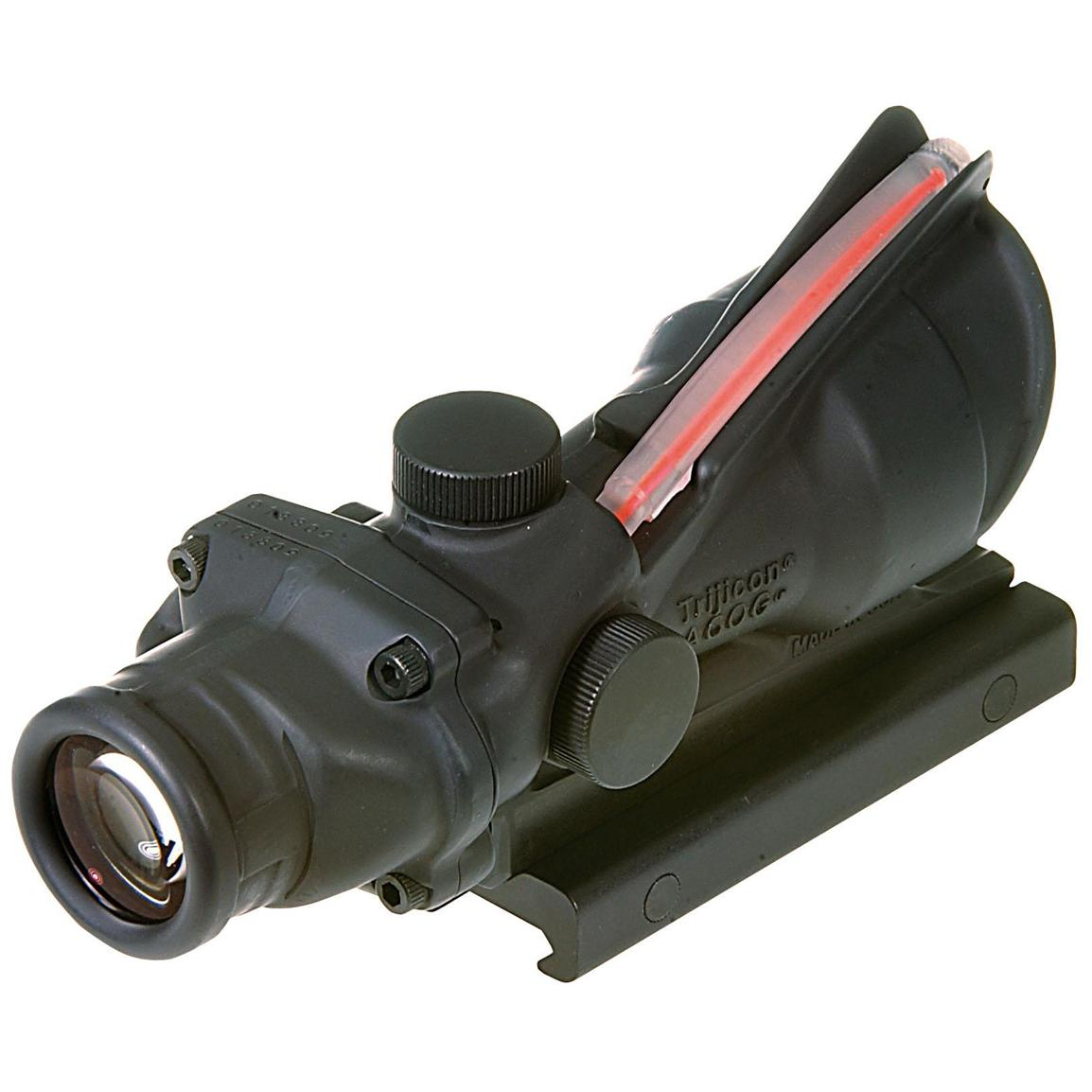 Trijicon ACOG 4x32 Scope for the M4 with TA51 Mount, 14.5