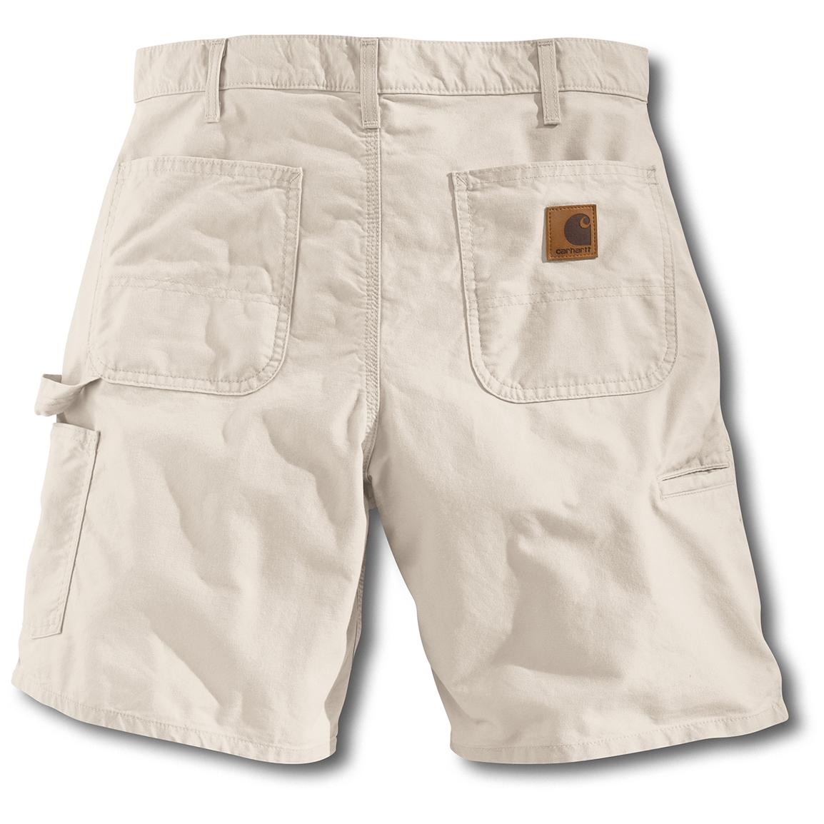Carhartt Work Shorts, Putty