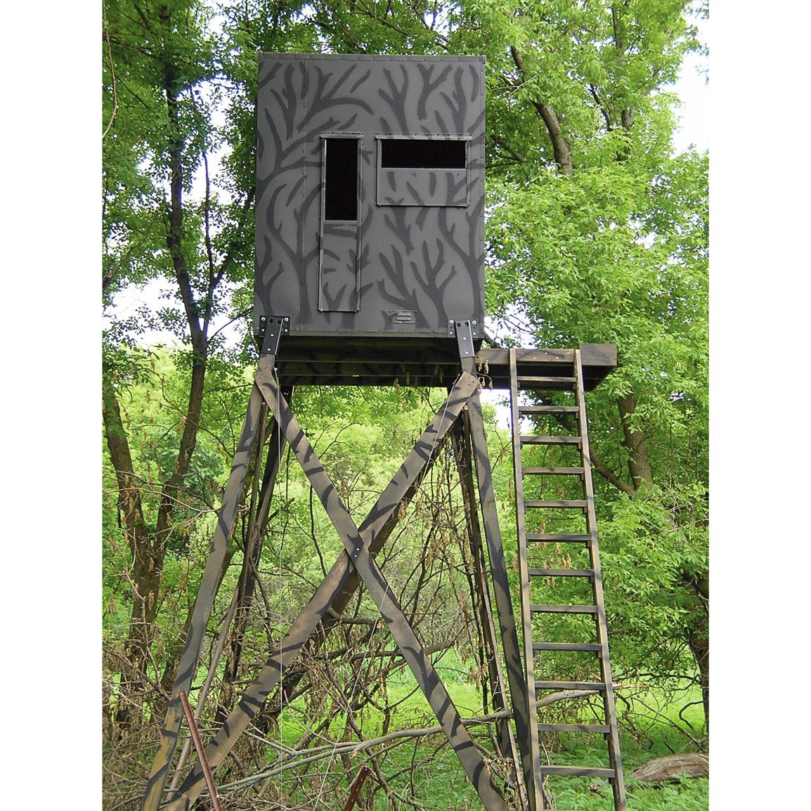 Shadow Hunter 5x5' Insulated Bow / Gun Blind