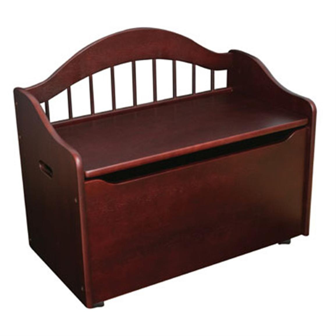 KidKraft Limited Edition Toy Chest, Cherry
