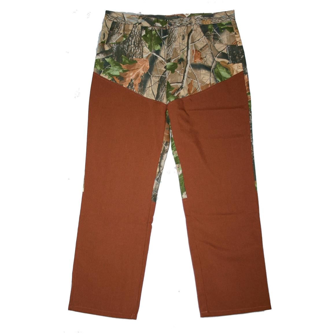 Walls Upland Field Series Camo Duck Brush Pants, Realtree All Purpose