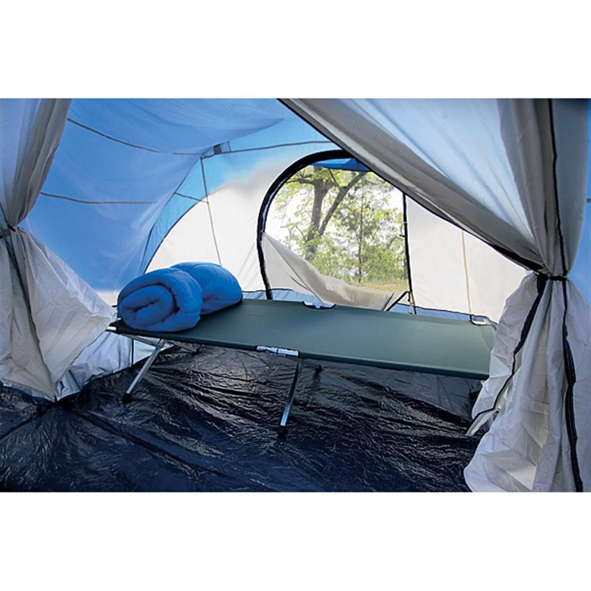 Blue Moon 12 Person 4 Room Family Dome Tent 127338