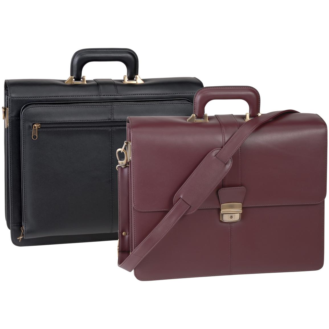 Royce Leather Legal Briefcase