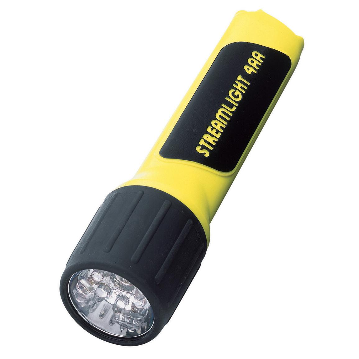 Streamlight 4AA LED ProPolymer Flashlight with Batteries