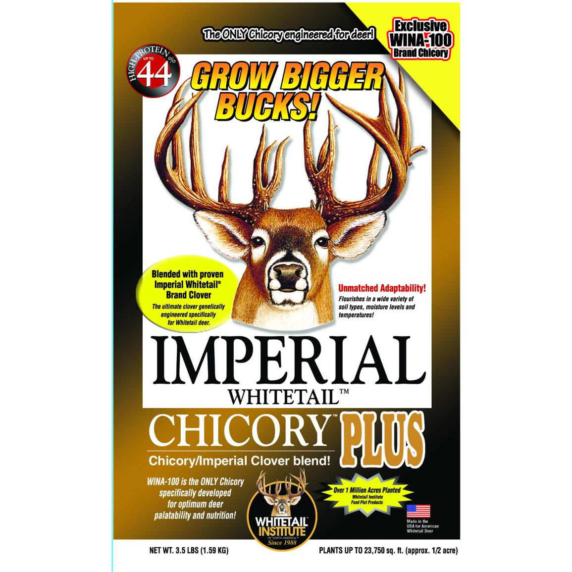 Whitetail Institute® Imperial Whitetail Chicory Plus