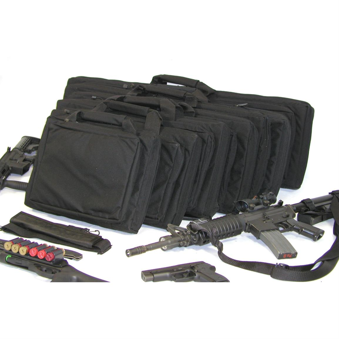 BlackHawk Homeland Security Discreet Cases