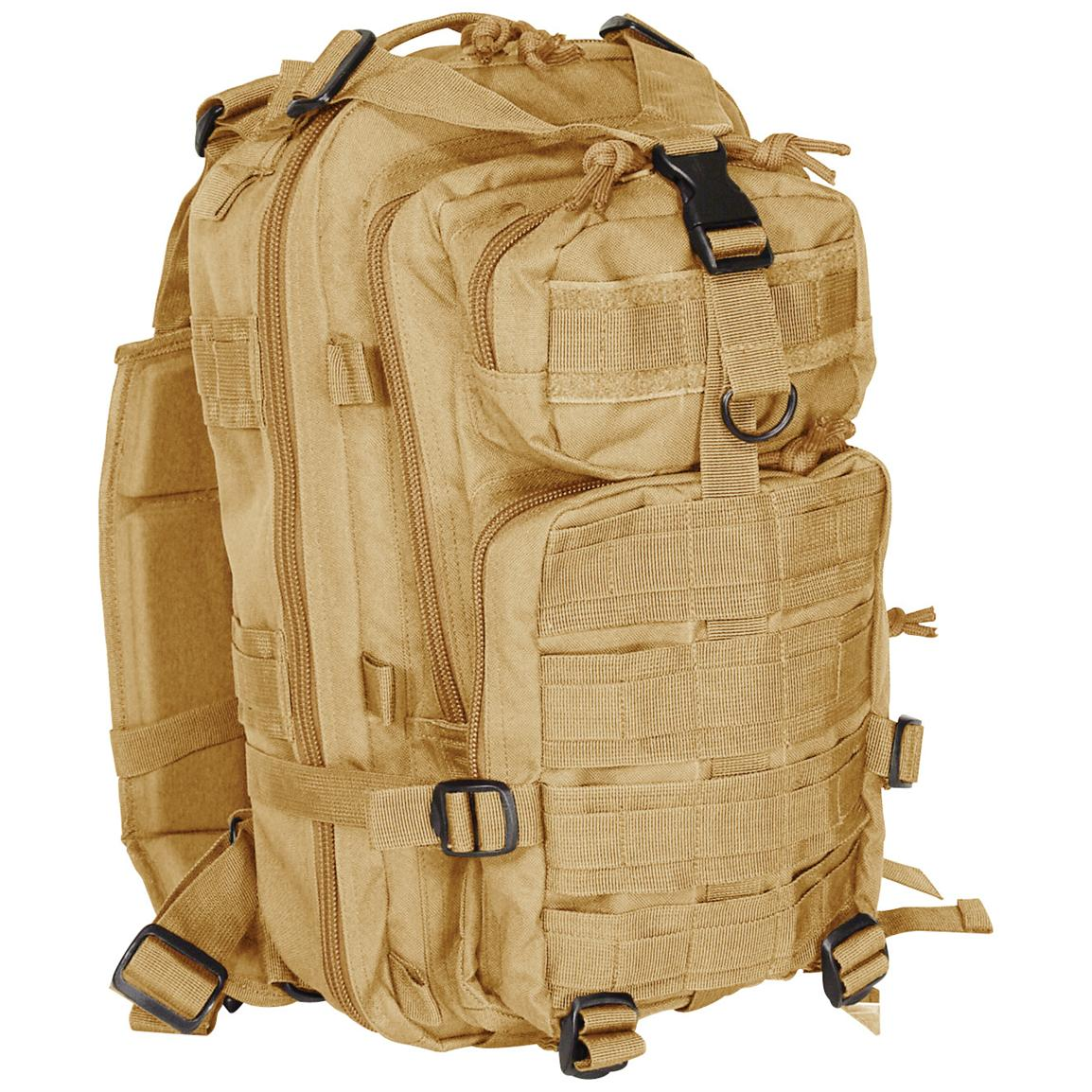 Level III Assault Pack, Coyote Tan