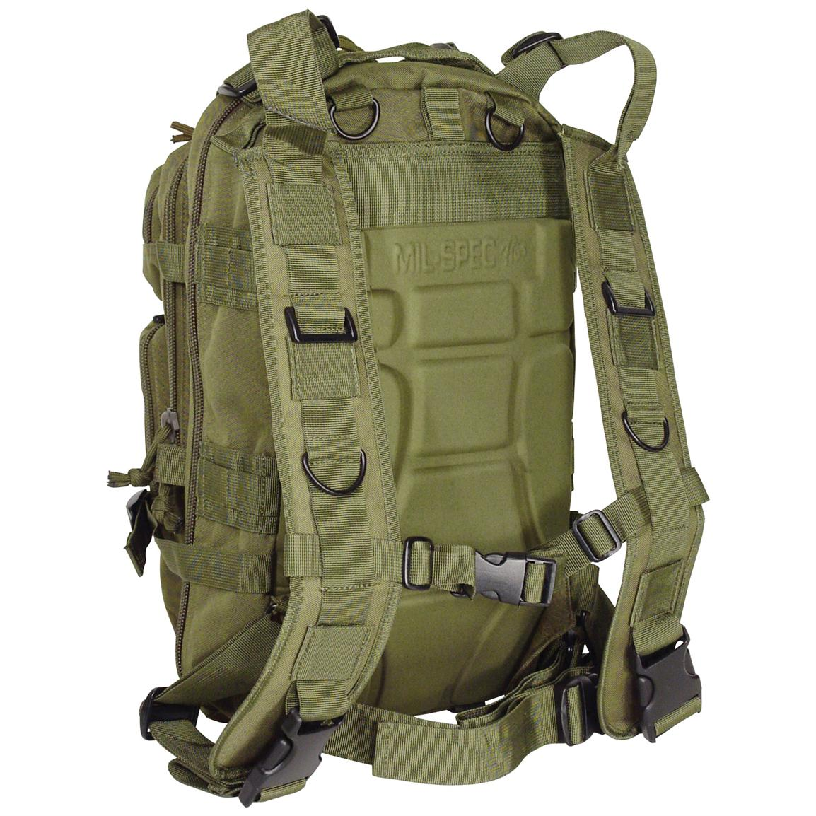 Level III Assault Pack, Olive Drab