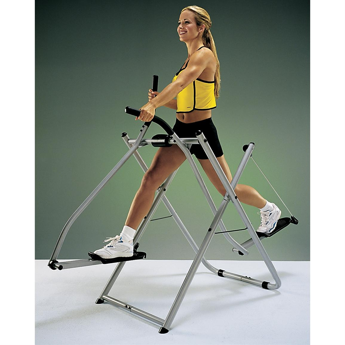 Fitness Quest Gazelle Freestyle Glider