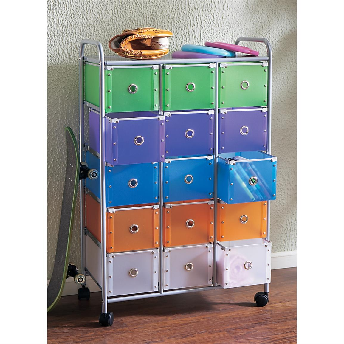 15 - drawer Roll - about Cart