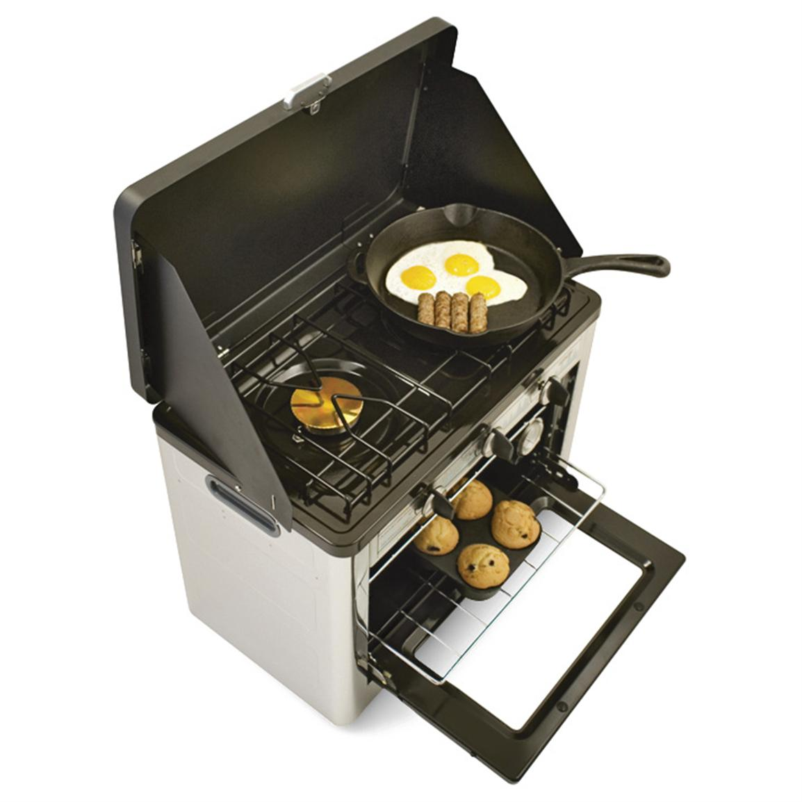 Camp Chef Portable Outdoor Stove Top Oven 134960