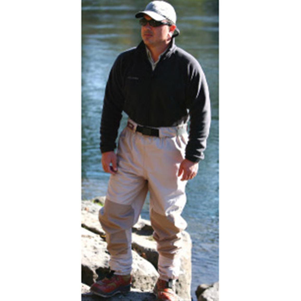 Caddis Deluxe Breathable Waist-Hi Waders