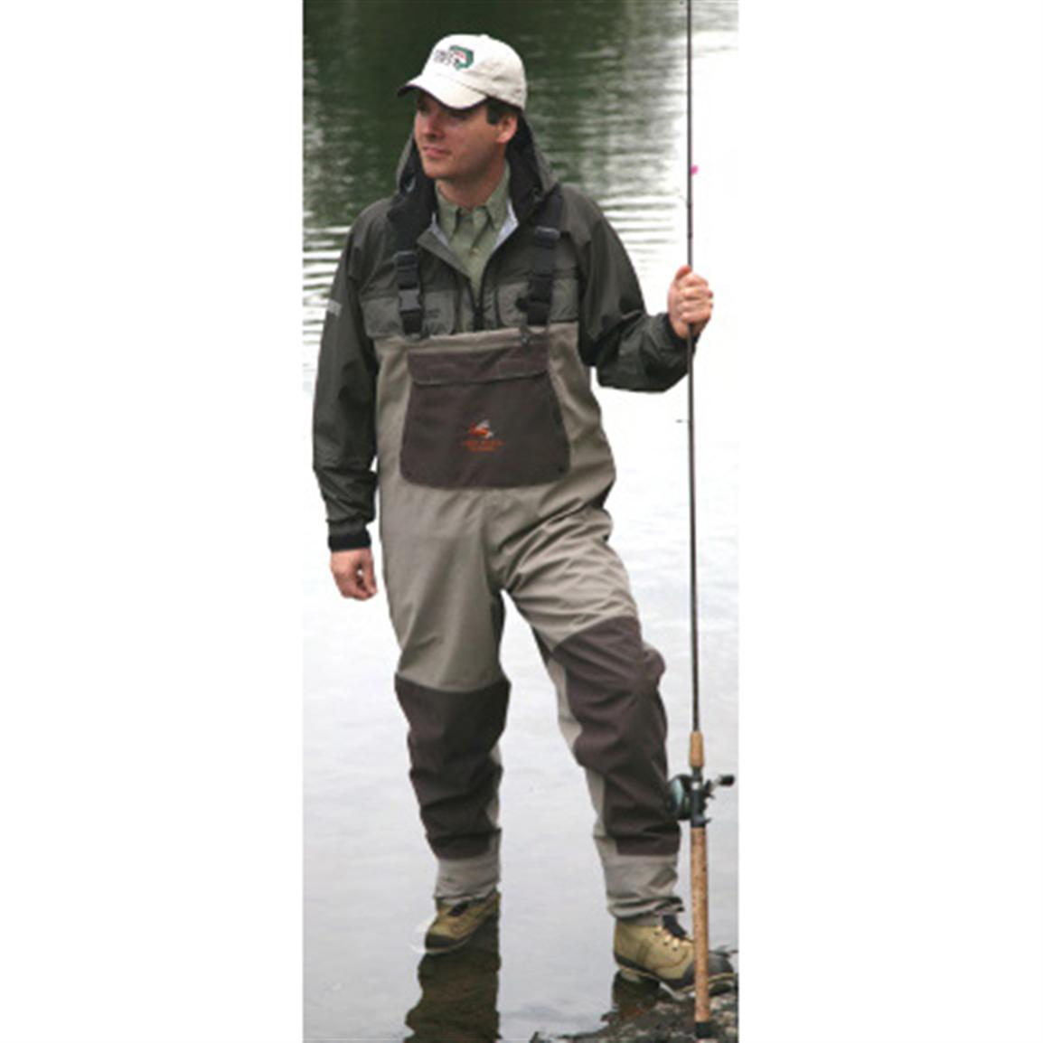 Caddis Northern Guide Breathable Chest Waders