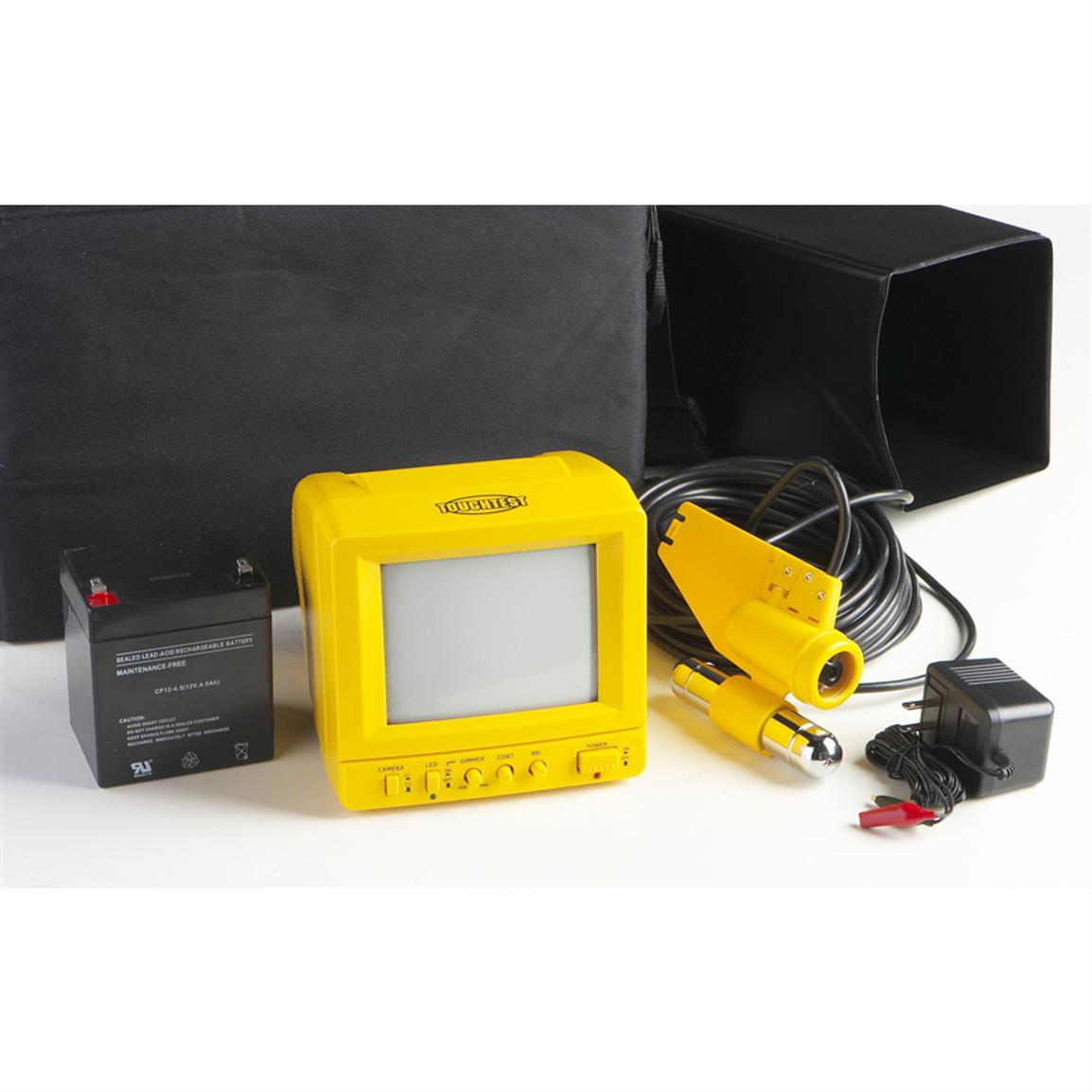 Toughtest underwater camera 137470 ice fishing for Ice fishing electronics