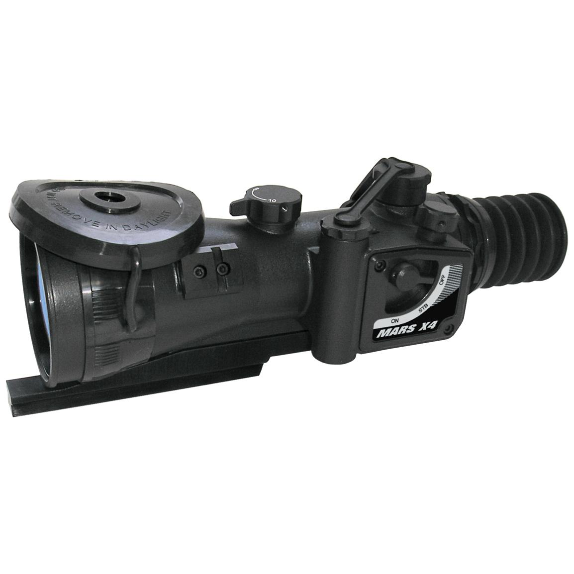 ATN Mars 4X-3A Night Vision Weapon Scope