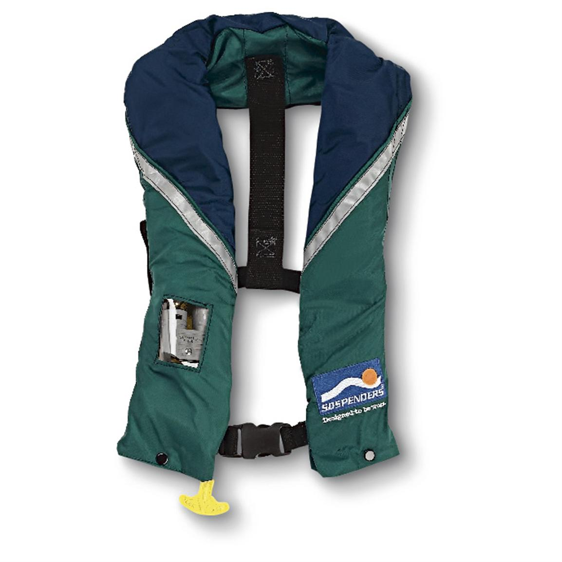 SOSpenders® 24-g. Auto Inflatable PFD