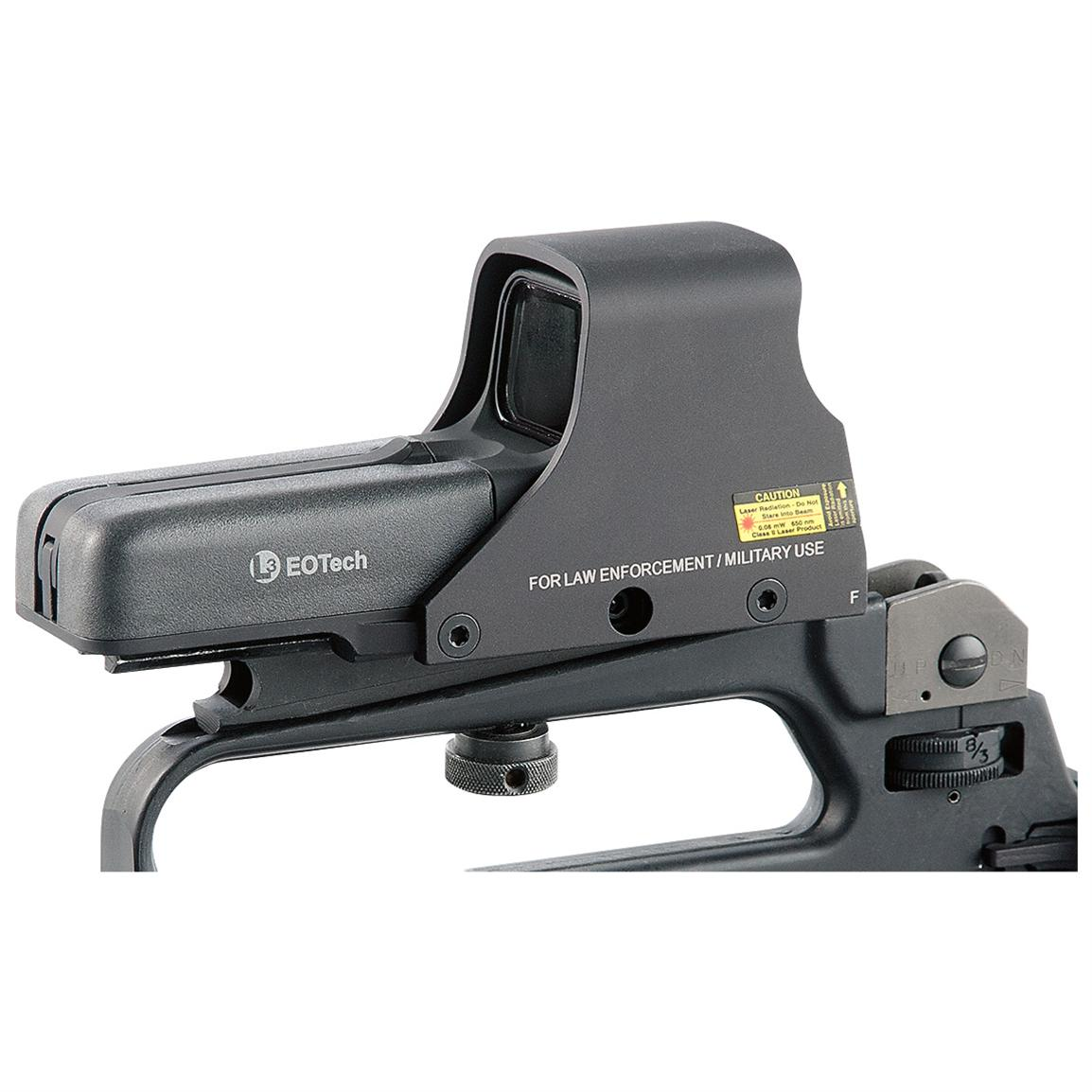 EOTech 512.A65 / 1 Reflex Sight