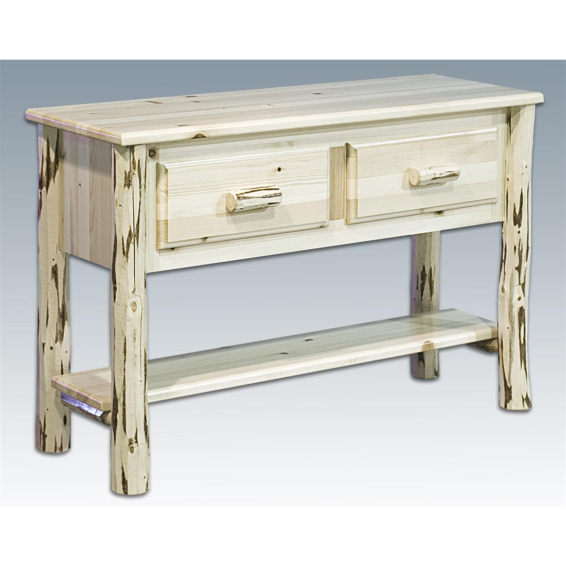 Montana Woodworks Entry / Sofa Table