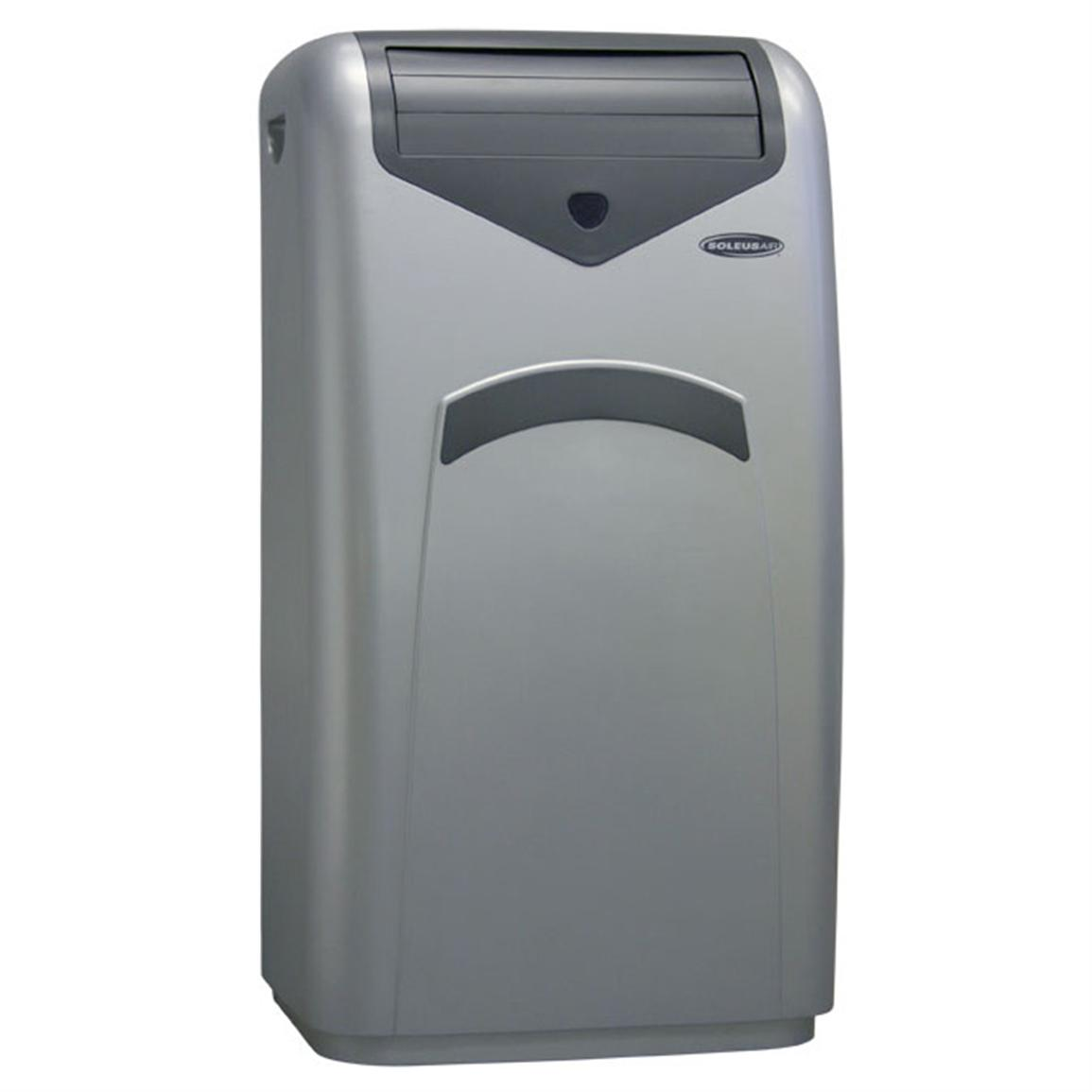 Evaporative Portable Air Conditioner : Soleus air btu portable evaporative