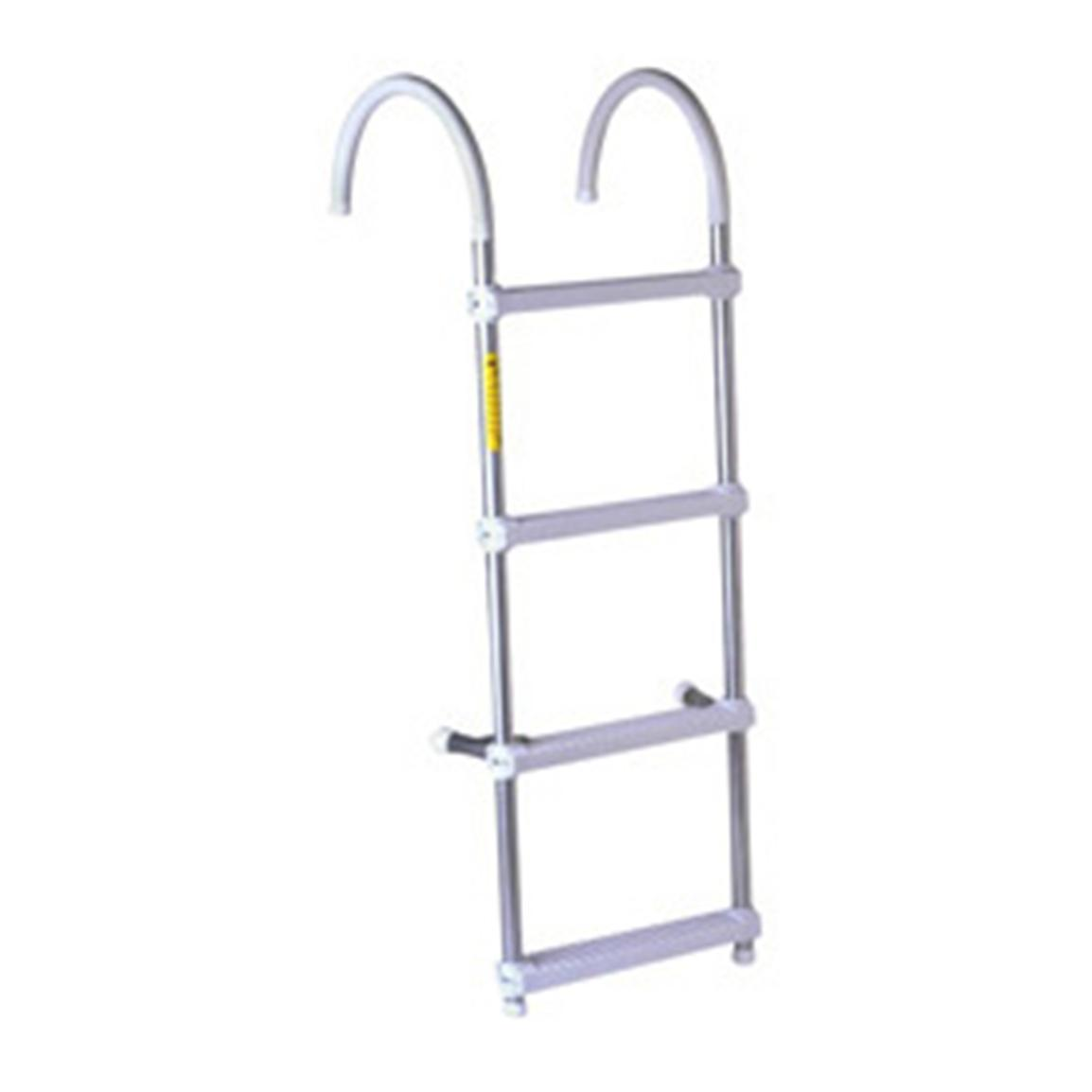 "Garelick 4-step Ladder, 7"" hook"