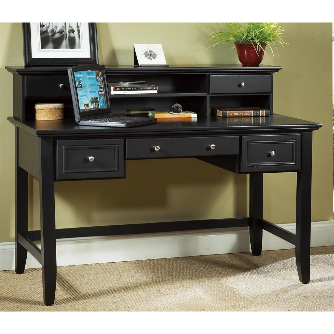 home styles bedford executive desk 143081 office at