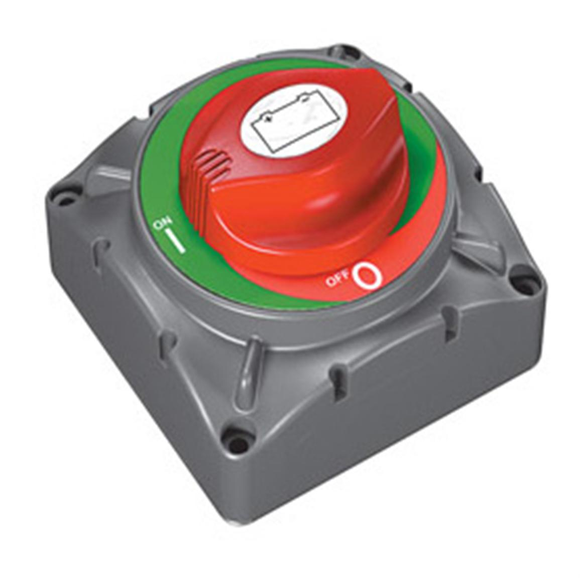 BEP Marine Heavy-duty Battery Disconnect Switch