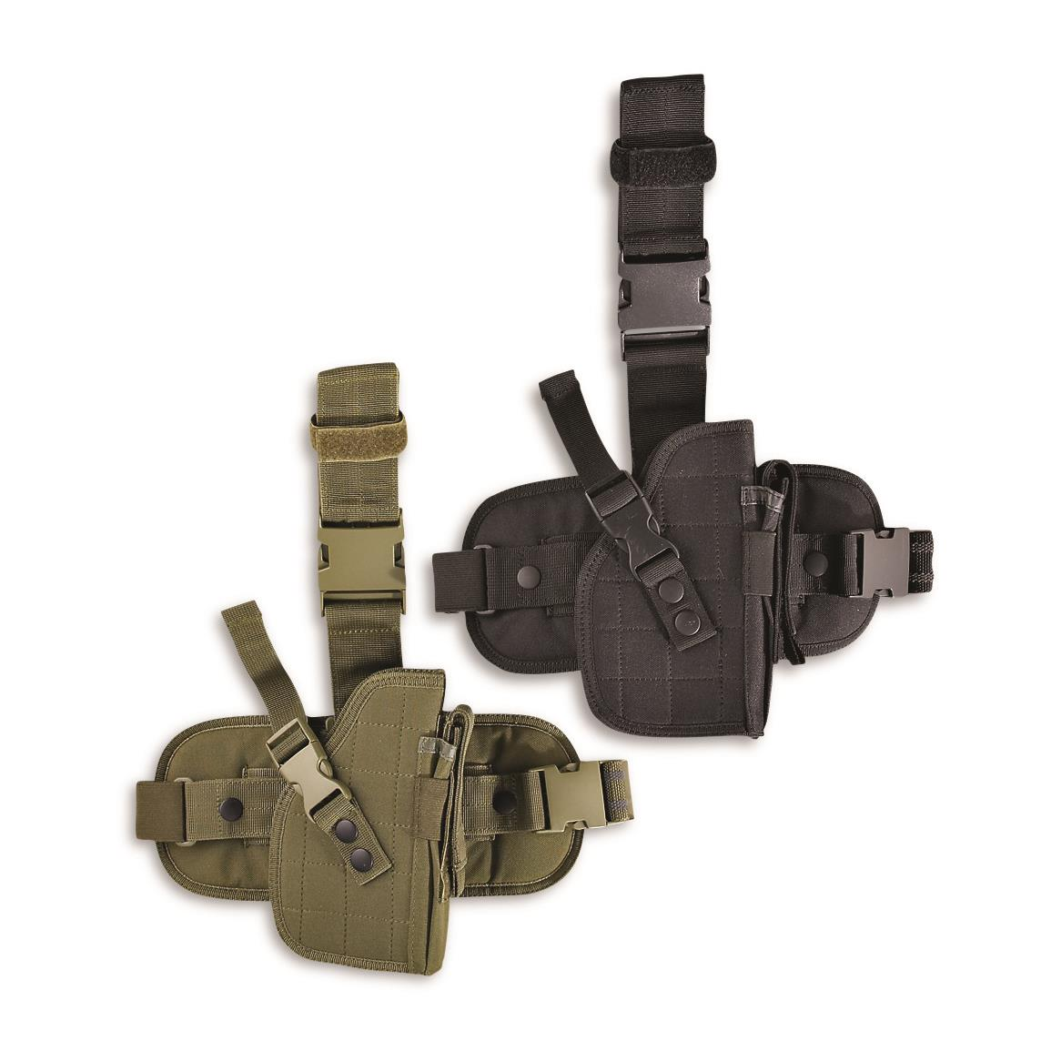 Fox Outdoors Military-Style Drop Leg Holster