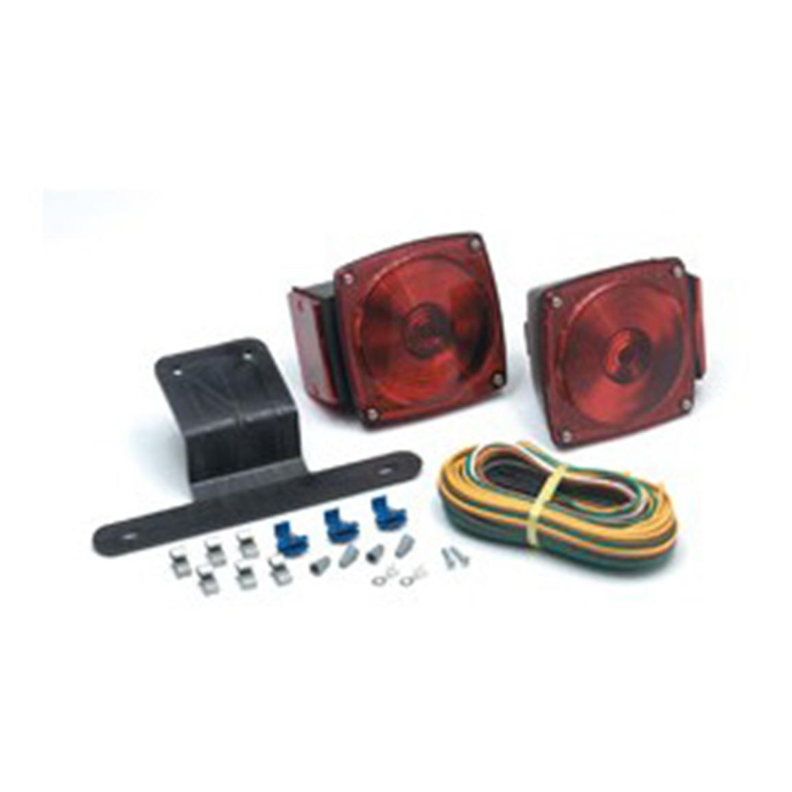 Optronics Trailer Light Kit Submersible TL-9RK