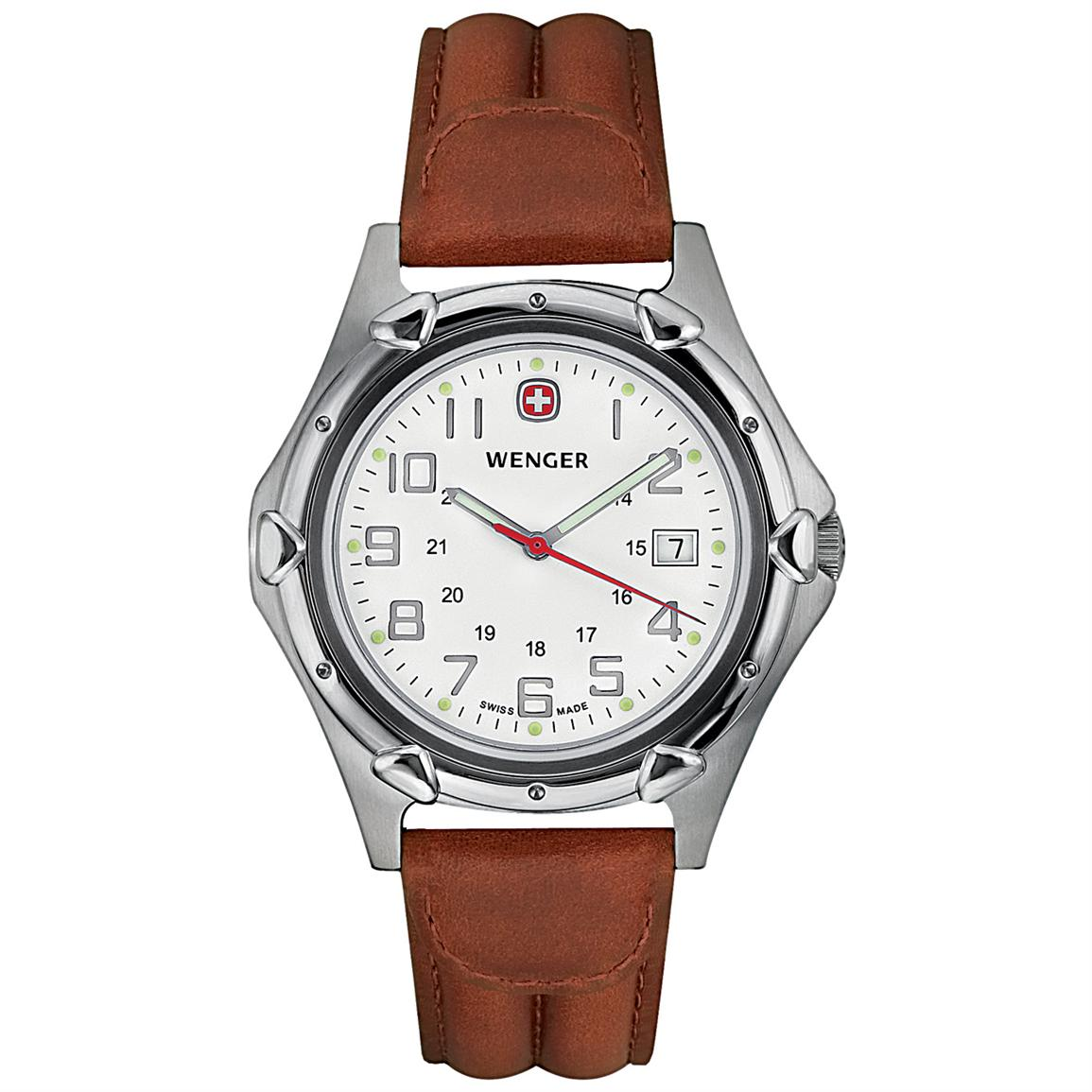 Men 39 s wenger standard issue xl watch 145917 watches at sportsman 39 s guide for Winter watches