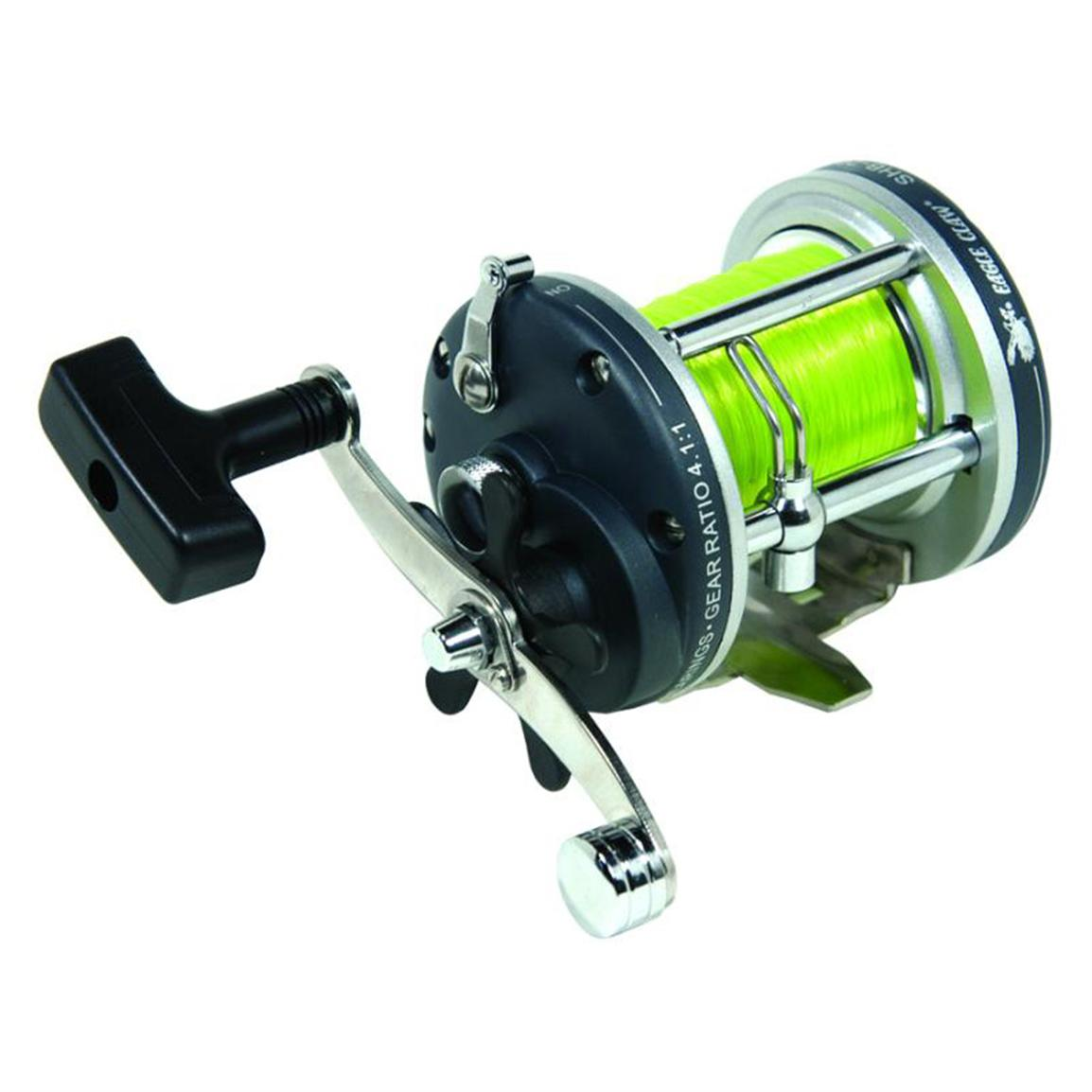 eagle claw beast conventional reel 146506 baitcasting