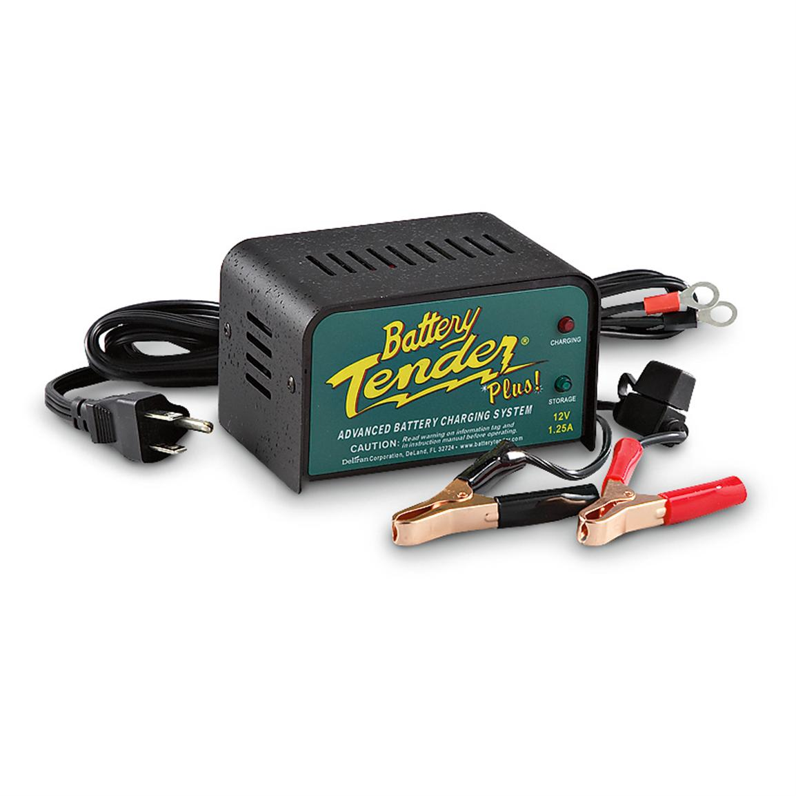 Battery Tender Plus Battery Charger