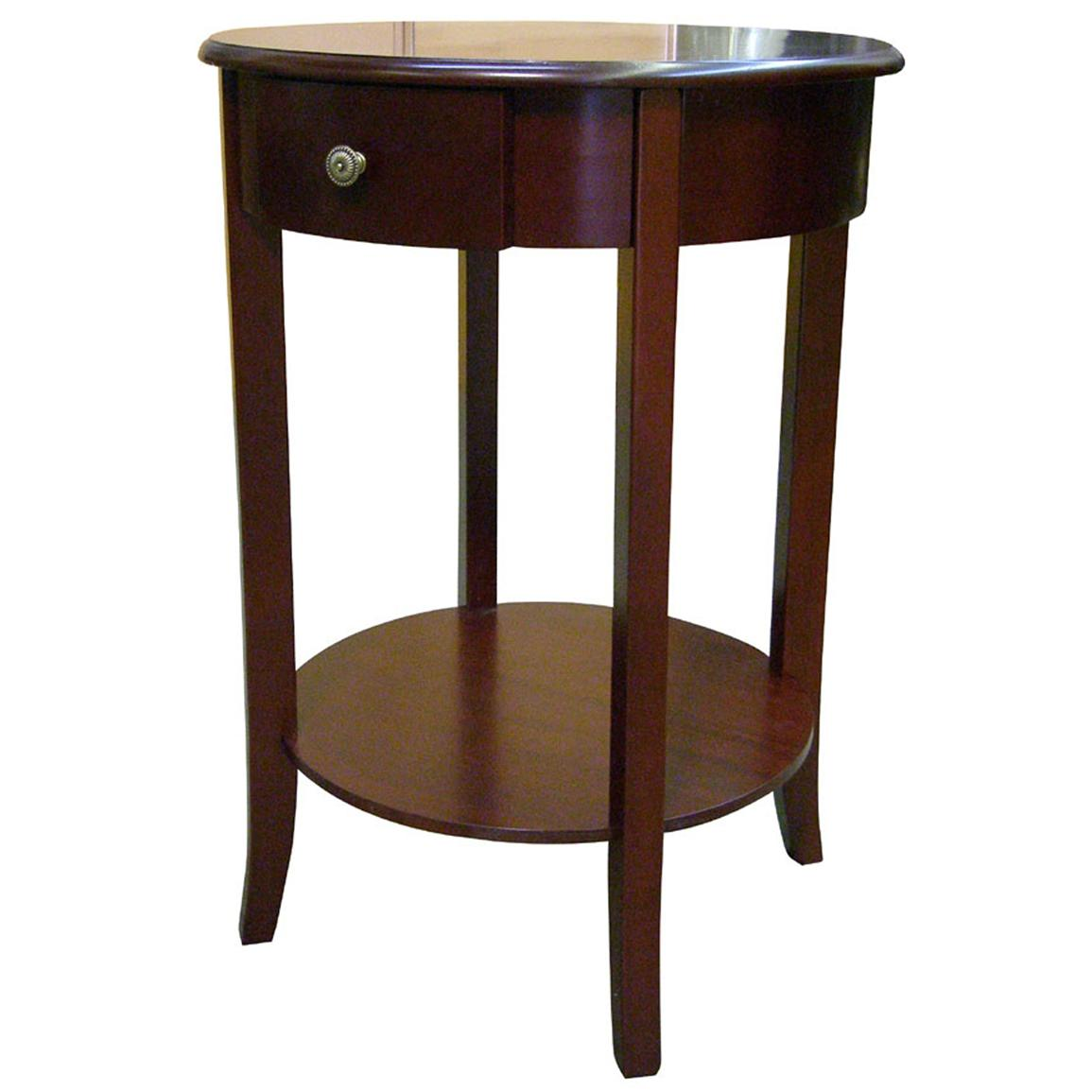 round accent tables for living room furniture living room sanctuary mirrored 25521