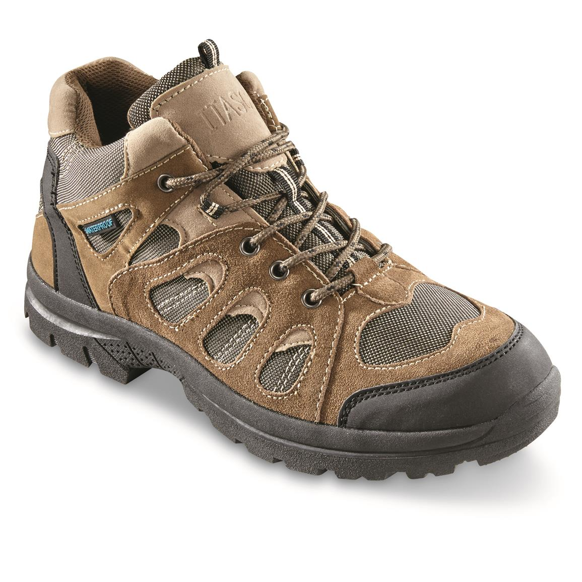 Men's Itasca Cross Creek Hiker Boots