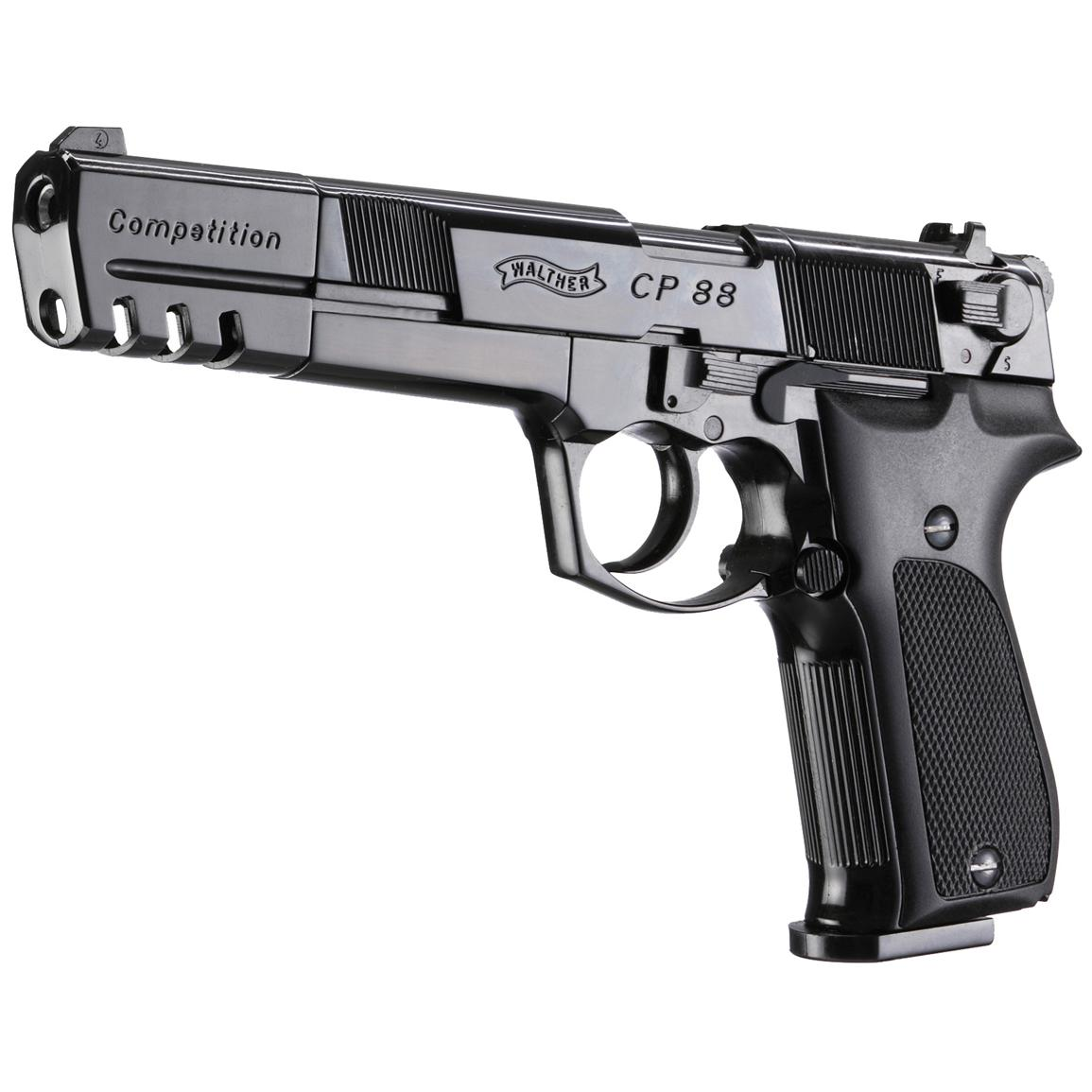 Walther CP88 Competition Air Pistol