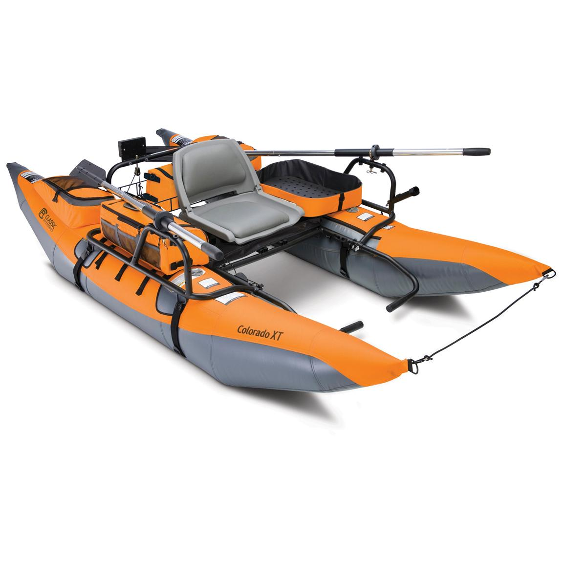 The Colorado XT Pontoon, Pumpkin Seed